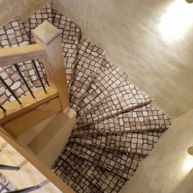 Escaliers résultat