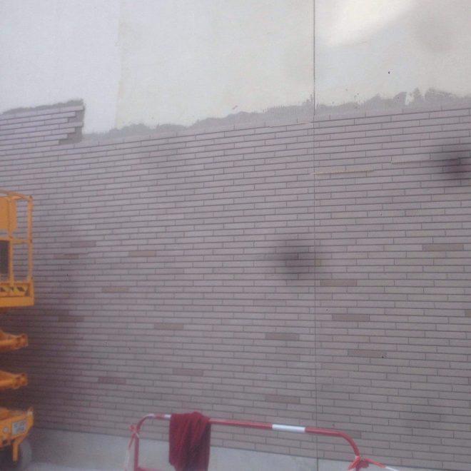 Mur en travaux 2